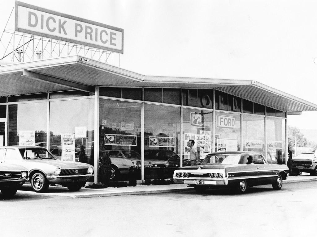 Ford Com Mustang >> Dick Price Ford, Radford, Virginia, 1972 | RAPman, thanks ...
