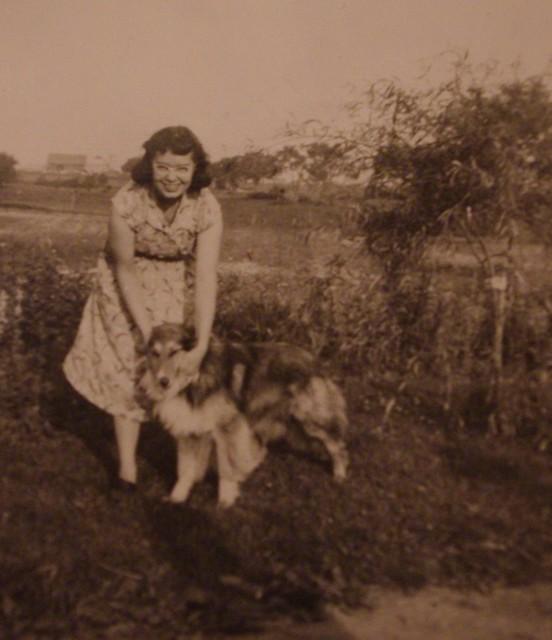 Mama circa 1950?
