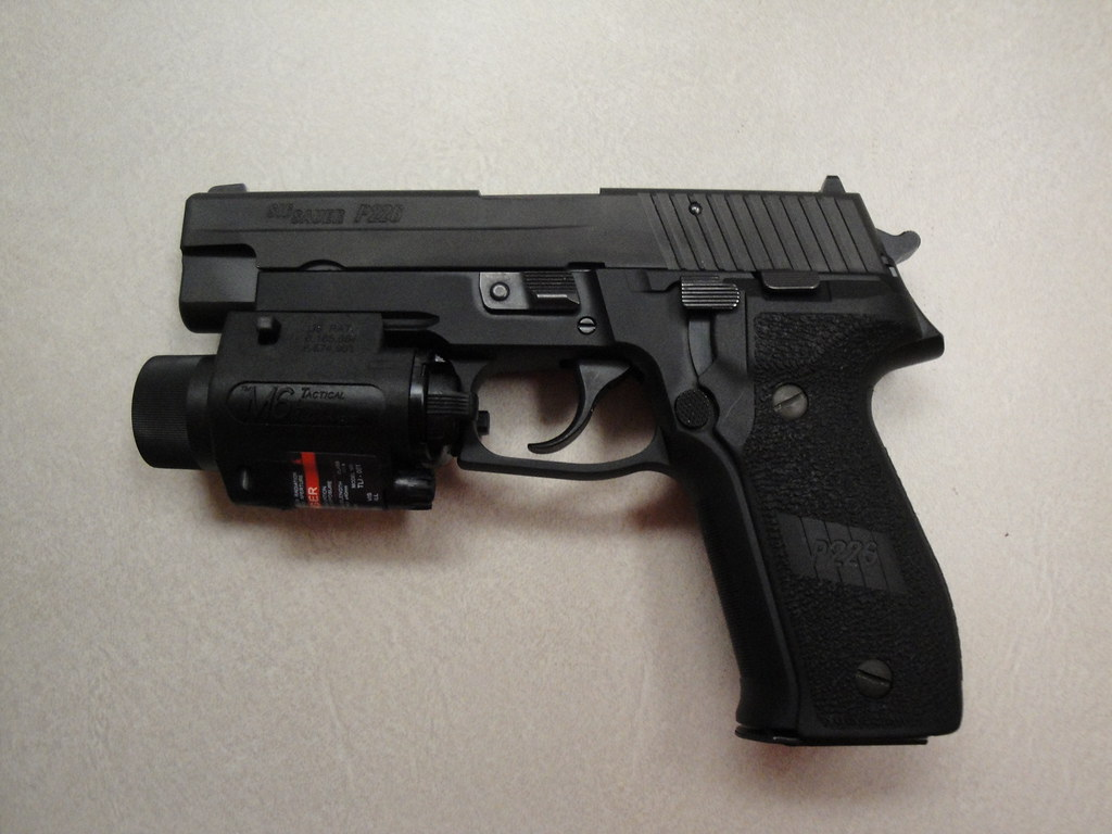 Sig Sauer P226 40 S Amp W Profile This Is My Primary Range