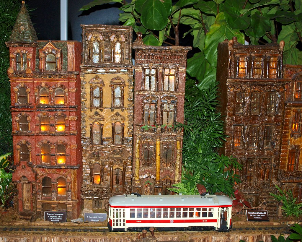 2009 holiday train show the new york botanical garden flickr