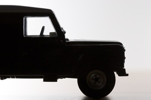 Land Rover Defender | 2010/01/10: Challenge: Silhouettes ...