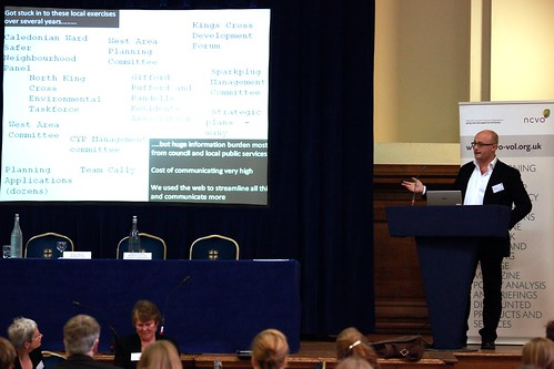 NCVO - Campaigns Conference - The New Politics | by Benjamin Ellis