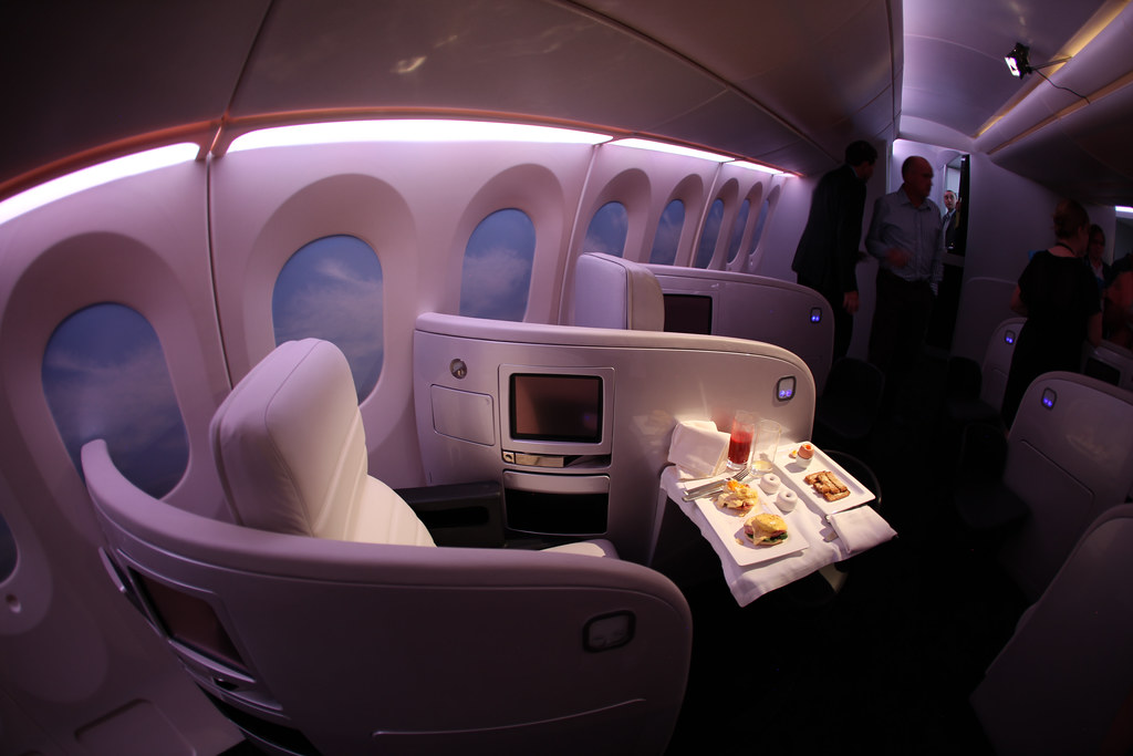 Air New Zealand Business Premier Here S Premium Economy