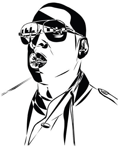Jay To The Zee Vector Art Jay Z Web Www Graffink Co