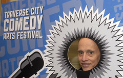John Waters at the Traverse City Comedy Arts Festival | by tcfilmfest