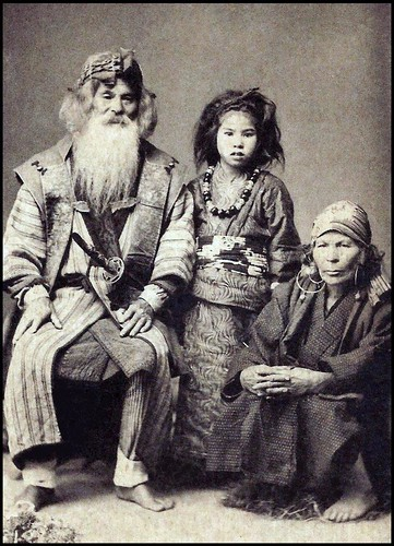 a look at the native people of japan the ainu The ainu, also known as aynu, are an indigenous people of japan and eastern russia according to recent research, the ainu people originated from a merger of two other cultures: the okhotsk and satsumon, one of the ancient cultures believed to have originated during the jōmon period on the japanese archipelago.