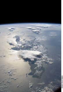 Hispaniola Panorama (NASA, International Space Station Science, 08/19/08) | by NASA's Marshall Space Flight Center
