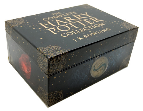 The Complete Harry Potter Collection In Paperback Box Set Flickr
