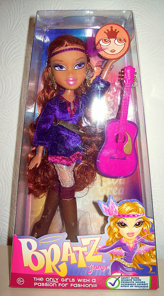 bratz passion 4 fashion earth girl yasmin she arrived