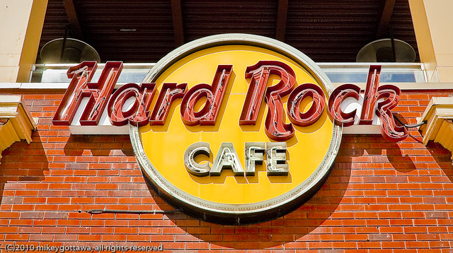 Hard Rock Cafe Ottawa