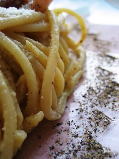 Spaghetti, alla, Carbonara, | by GianMaria Le Mura Chef Executive