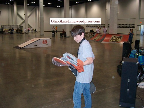 Oliver Lewis got 2nd | by OhioSkateUniv