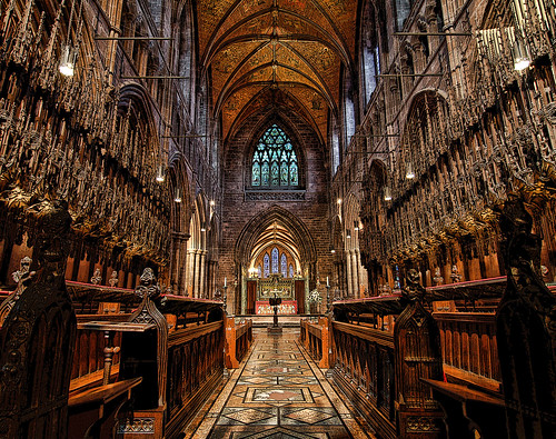 Chester's Cathedral | by Steve Wilson - over 8 million views Thanks !!