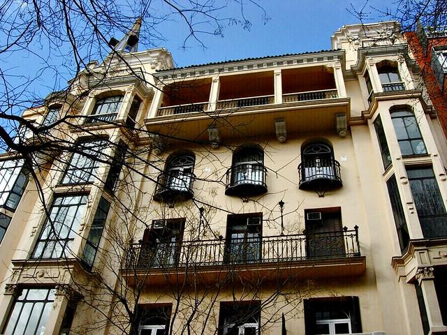 Edificio Leopoldo Daza,1919. Calle Jorge Juan. Madrid | Flickr