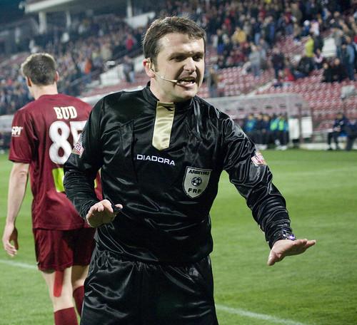 Cfr Cluj: CFR Cluj - GLORIA Bistrita 1- 0