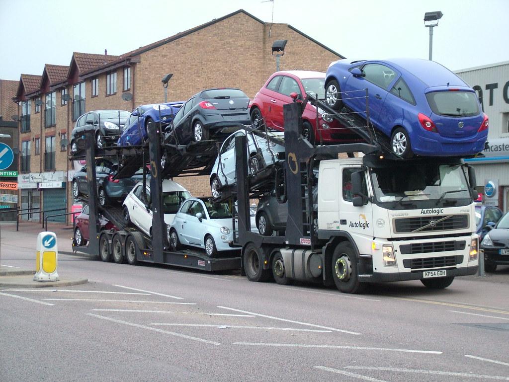 Car Transporter Trailer Hire Carlisle