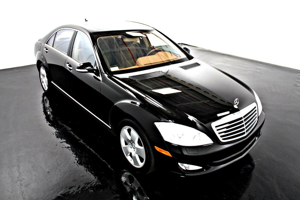 Black Mercedes Benz S550 Black 2009 Mercedes Benz S Class Flickr