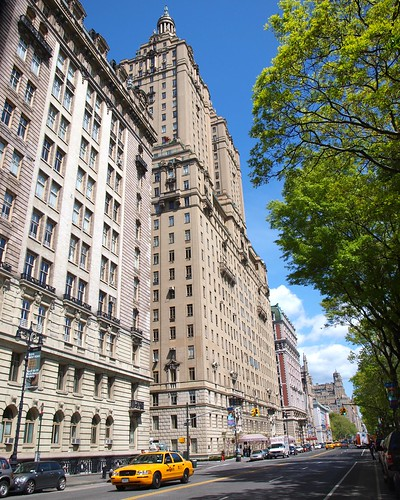 San Remo Apartments: The Langham And San Remo Apartment Buildings, New York Cit