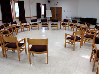 Circle of Chairs | by Chris Campbell