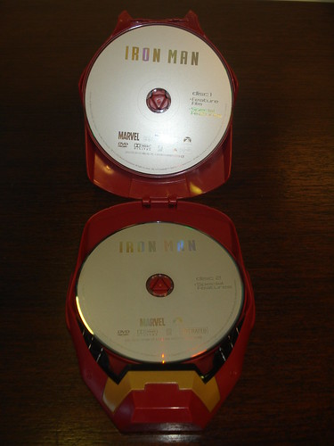 DVD Iron Man Ultimate 2-Disc Edition | by Fabricio Marvel