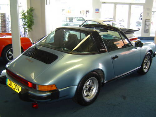 Porsche 911 3 0 Sc Targa 1980 Carandclassic Co Uk Flickr