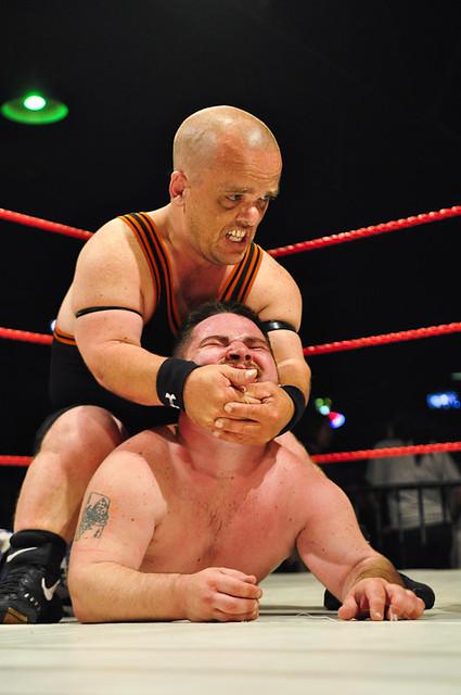 Midget wrestling Nude Photos 49
