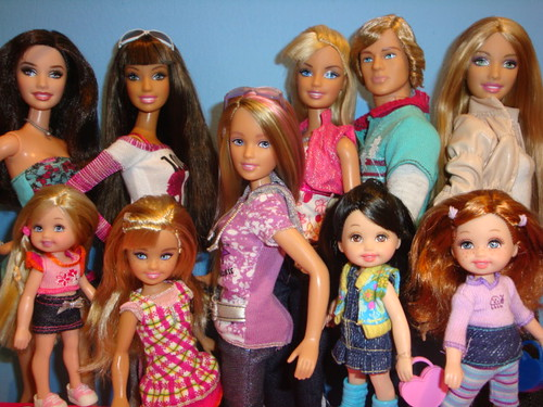 Barbie family amp friends 2009 flickr photo sharing