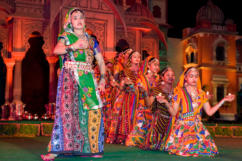 Gujarati Garba Dance 3
