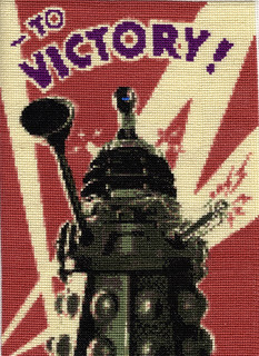 Dalek Scan | by shaebay