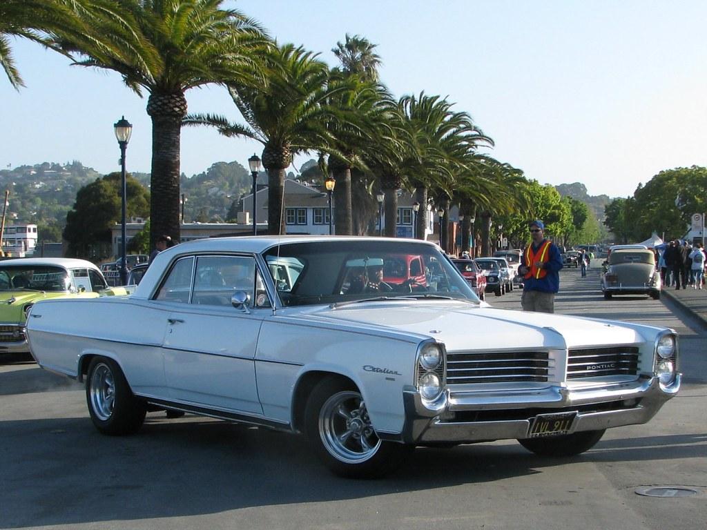 1964 pontiac catalina  custom   u0026 39 ivl 911 u0026 39  1