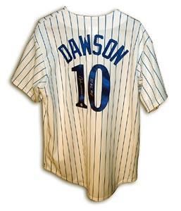 454667e71fe andre dawson autographed jersey
