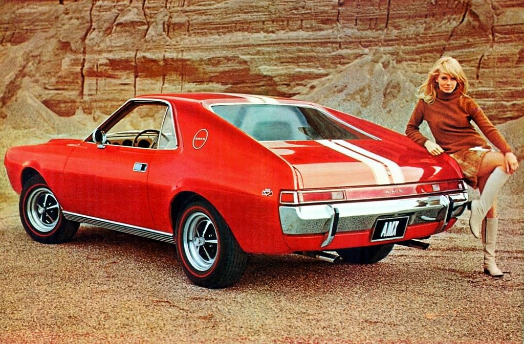 1968 American Motors Amx Alden Jewell Flickr