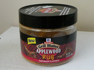 Applewood Rub | by Dr Momentum
