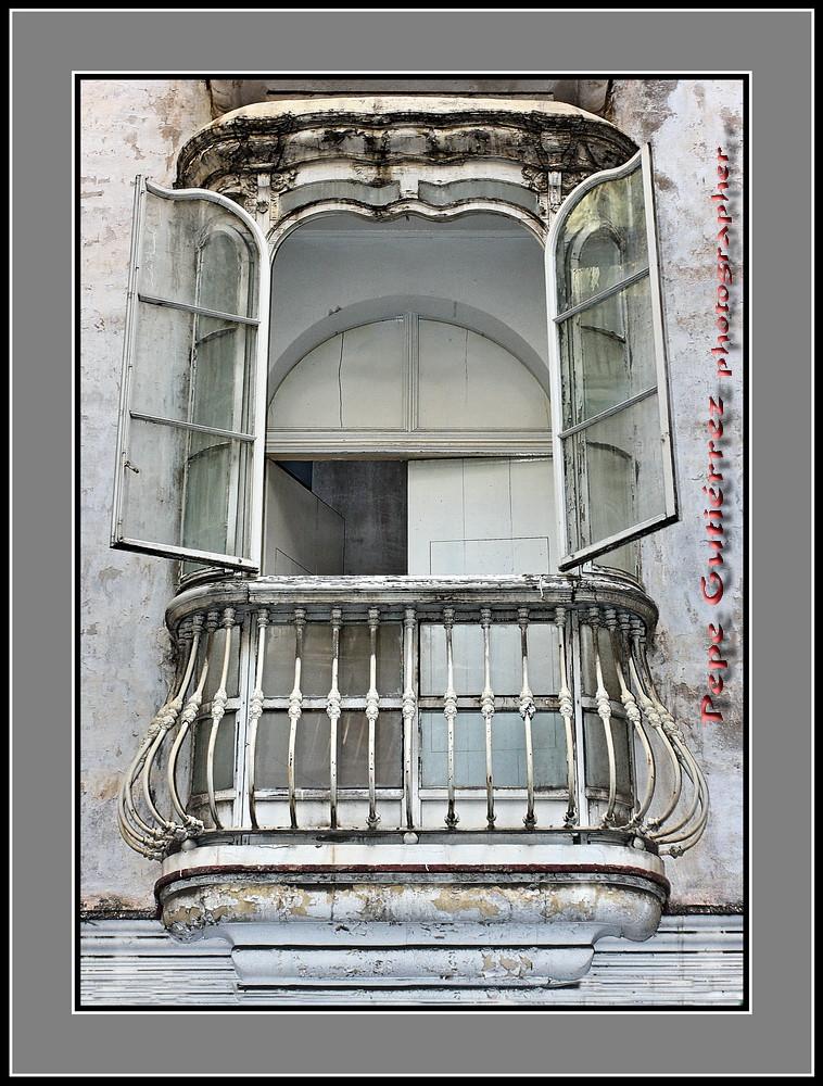 Casas de cadiz 15 balcon casa del pirata con este balc flickr - La casa del pirata cadiz ...