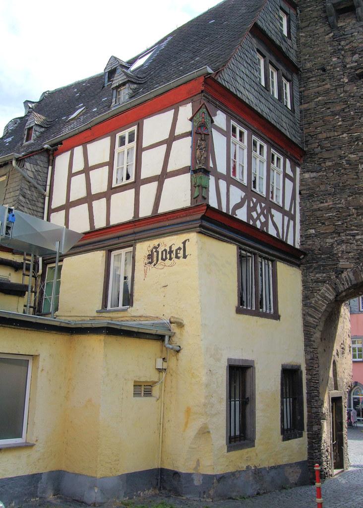Cochem Hotel   Ef Bf Bdber Nacht