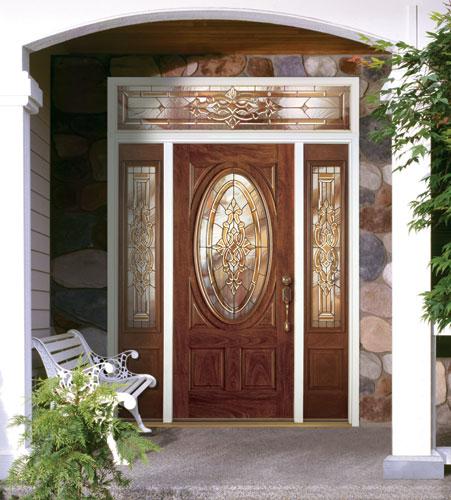 Feather River Door Fiberglass Entry Doors Mahogany Door Flickr