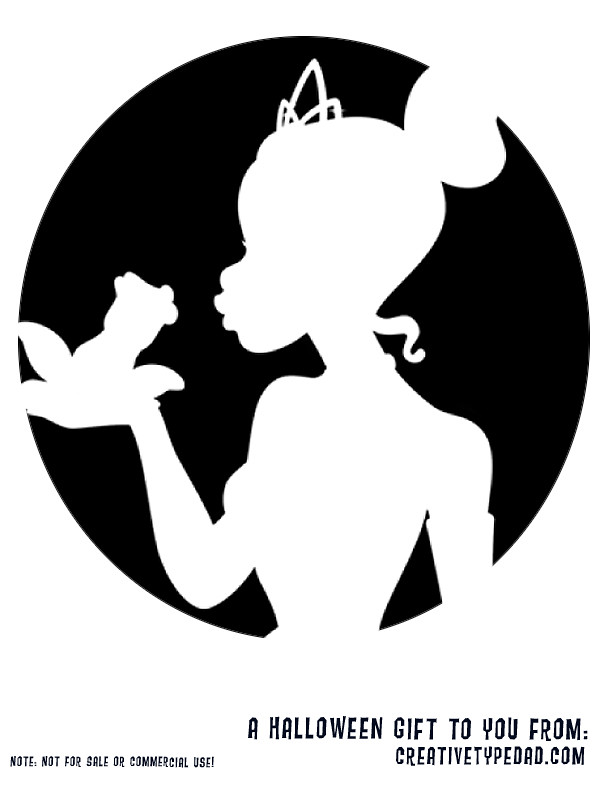 Tinkerbell 02 Stencil | Free Stencil Gallery