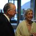 The Lagomarsino's at the President's Dinner, October 2008.