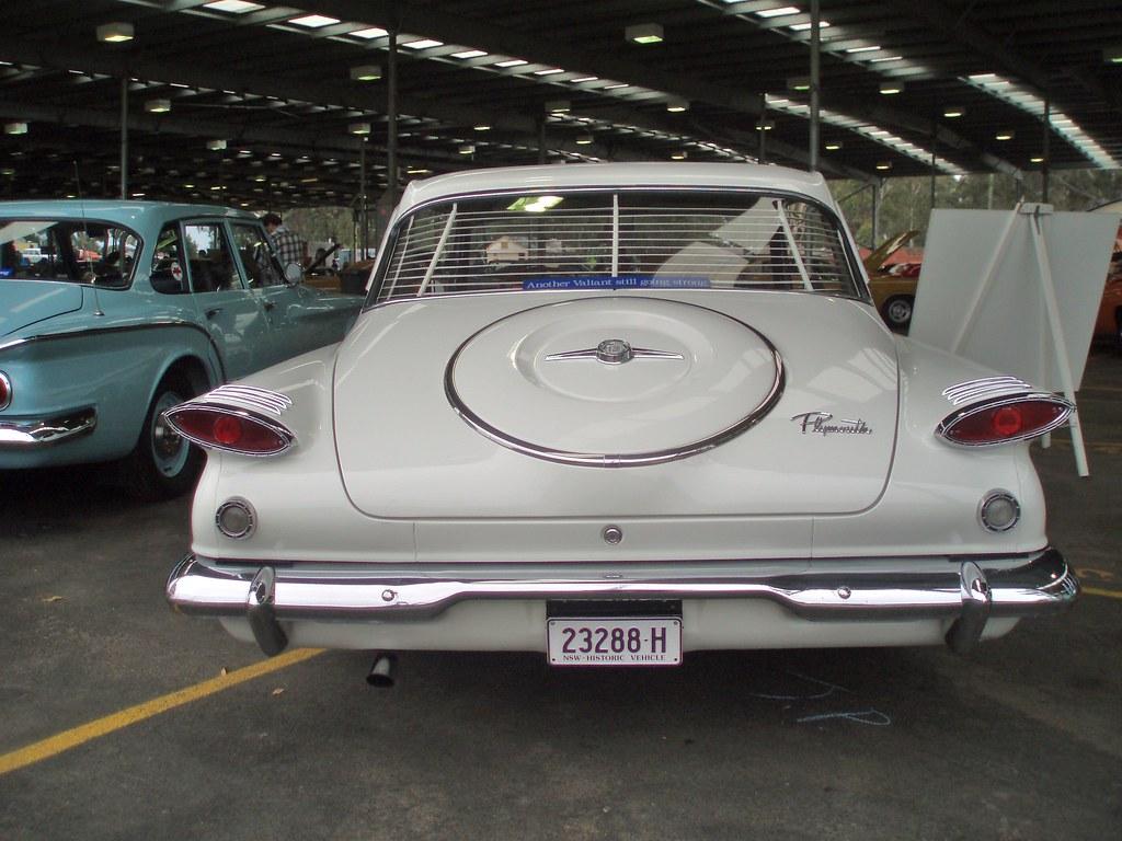 1961 Plymouth Valiant V 200 1961 Plymouth Valiant V 200