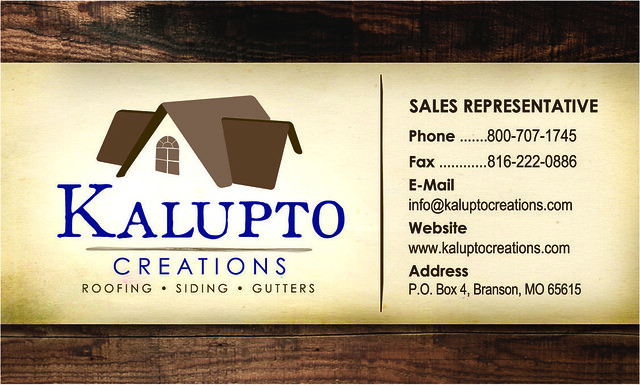 Roofing Business Card Business Card And Logo For My