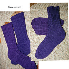 Vortex-Socks | by quiltingyrl