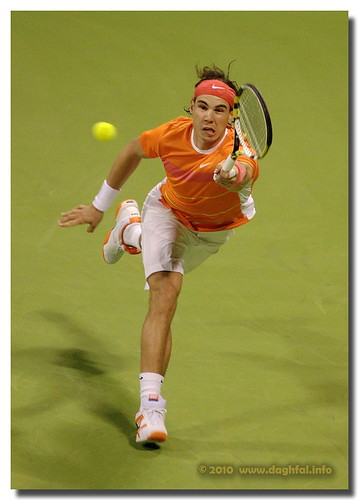 Rafael NADAL #2 | by Jun Qatar // Love Nature