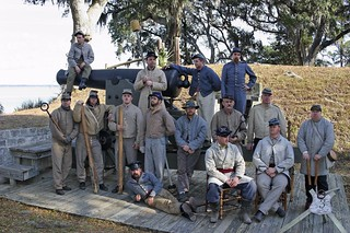 32 pounder Gun Crew | by Richmond Hill Convention and Visitors Bureau