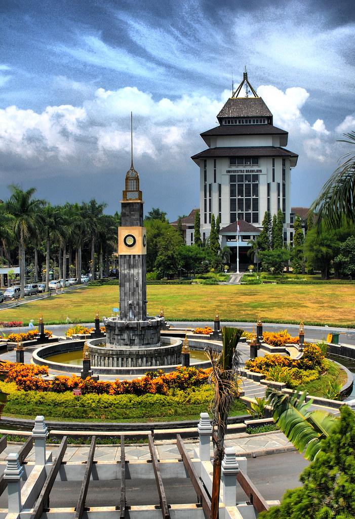 Rektorat View Universitas Brawijaya Ub H By Universitas Brawijaya On Flickr