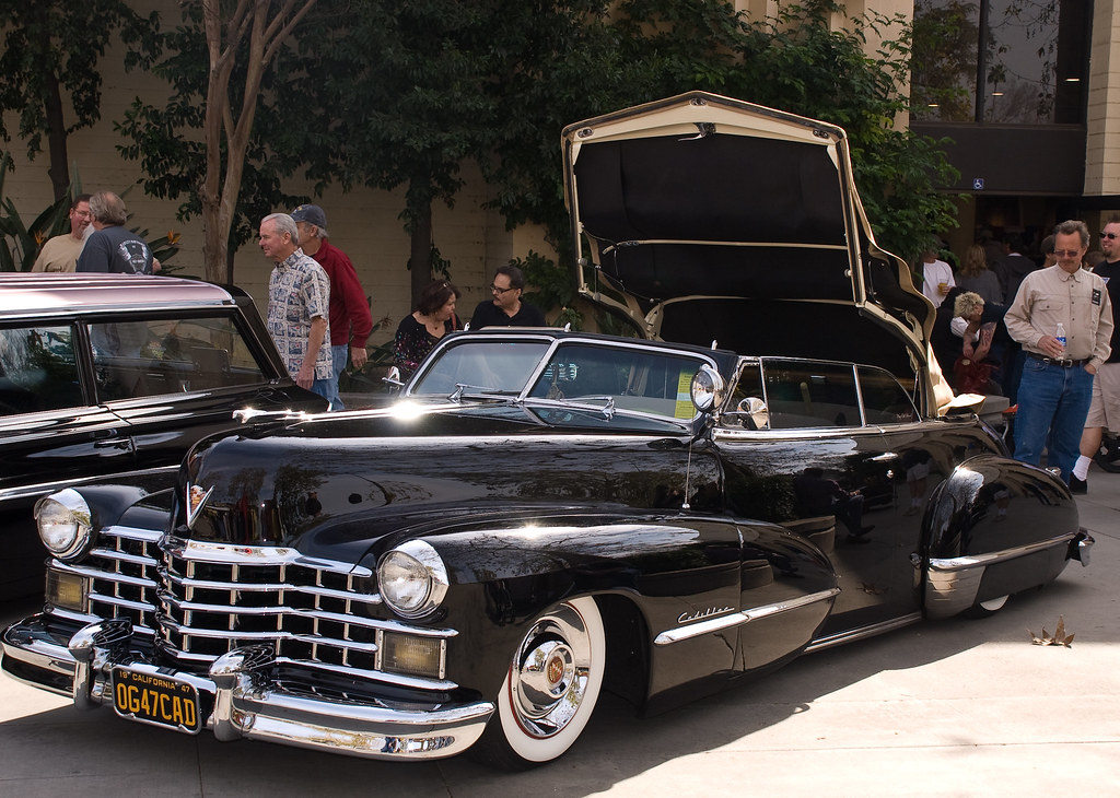 47 cadillac convertible | William Hamilton | Flickr