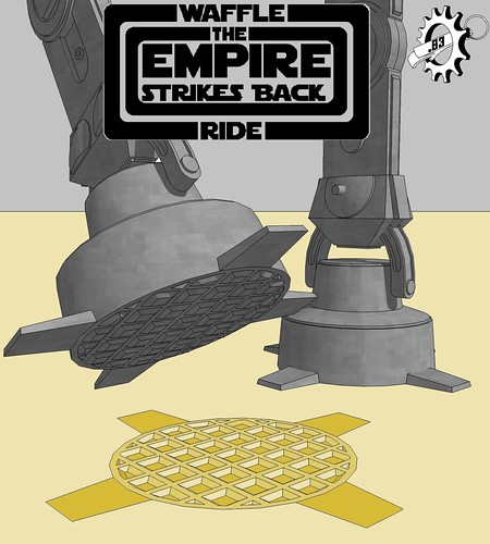 Waffle Ride Episode V: The Empire Strikes Back | by joeball