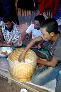 Sticky Rice - Vientiene Laos | by The Hungry Cyclist