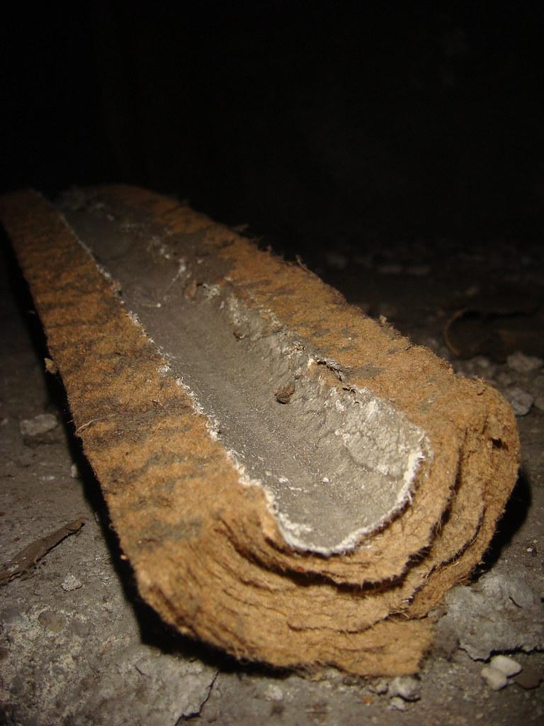 asbestos paper