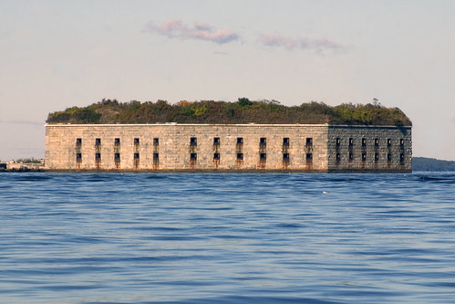 Fort Gorges, Maine | by nelights