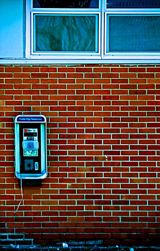 Broken Pay Phone | by Al Camardella Jr.